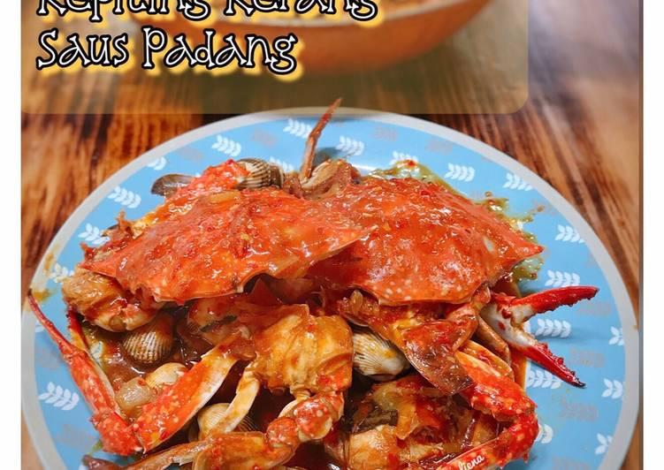 Kepiting Kerang Asem Manis - cookandrecipe.com