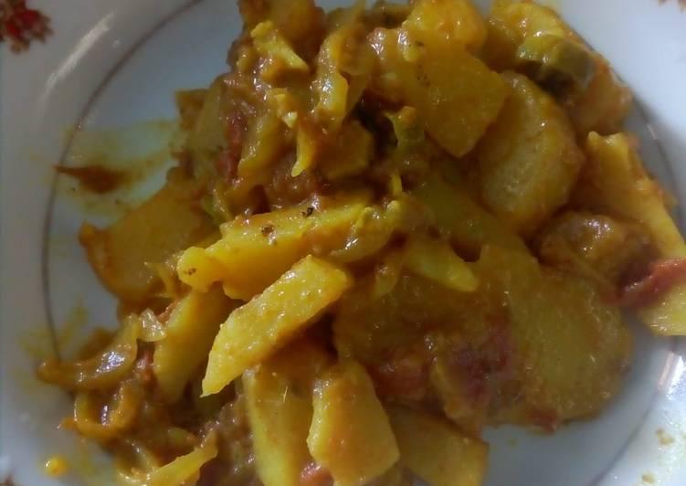 The Best Dinner Easy Blends Aloo bhujia