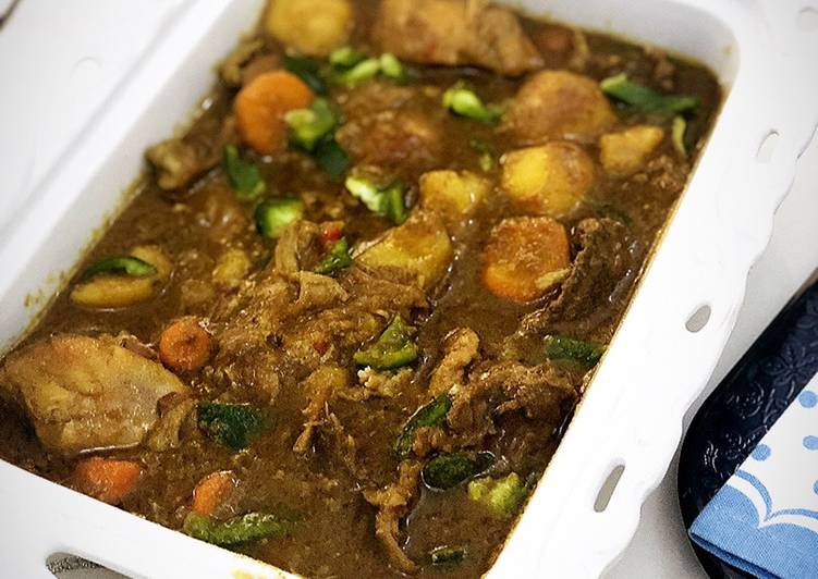 Chicken Curry Choosing Fast Food That's Very good For You