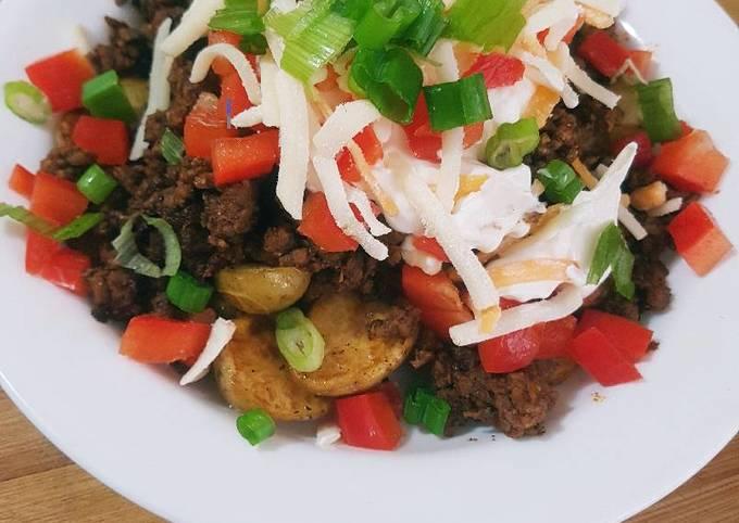 Taco Spuds 🥔🌮