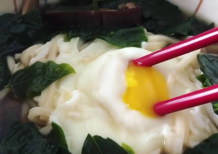 Easiest Way to Make Appetizing Pan Mee Soup