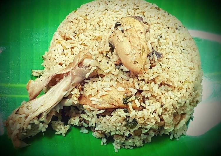 How to Make Perfect Thalappakattu Chicken Biryani