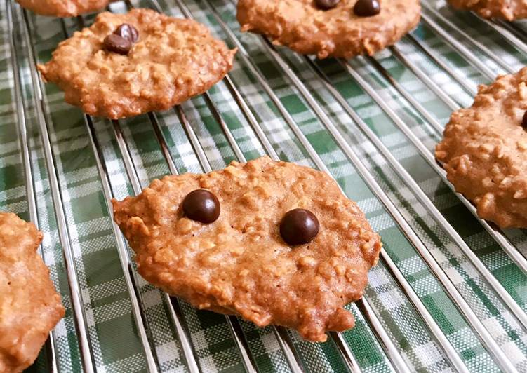 Simple Oat Cookies Crispy (Update)