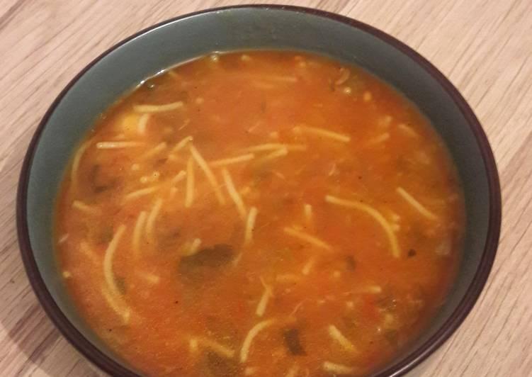 Comment faire Cuire Délicieuse Harira (soupe marocaine)