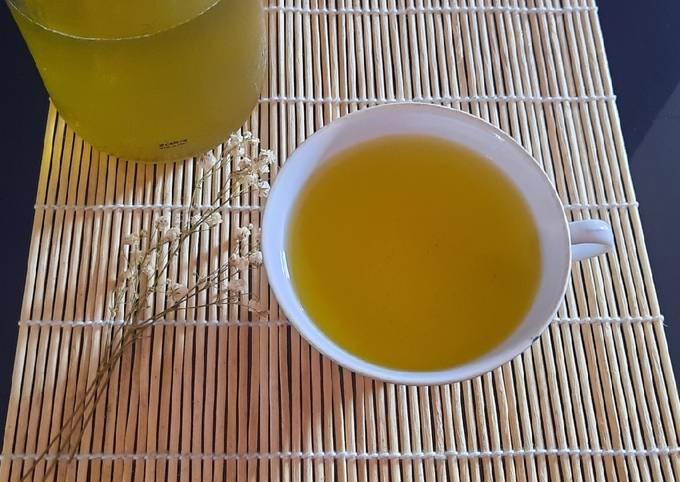 Cold Brew Green Tea