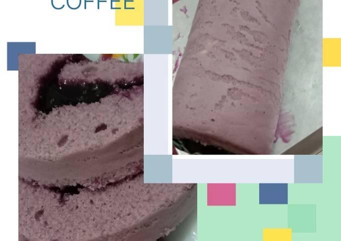 Resep Steamed Roll Cake (Ekonomis, 1 Telur & Lembut bangettt), Sempurna