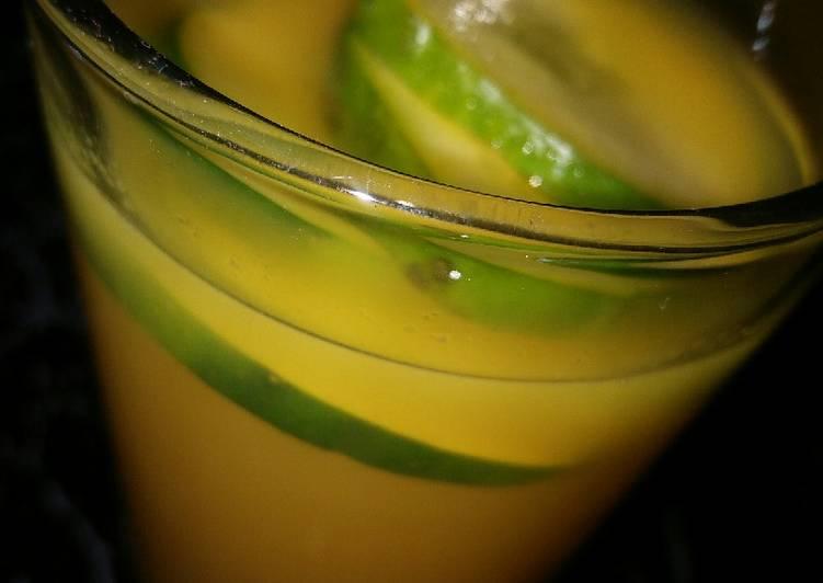 Recipe of Quick Tamarind juice