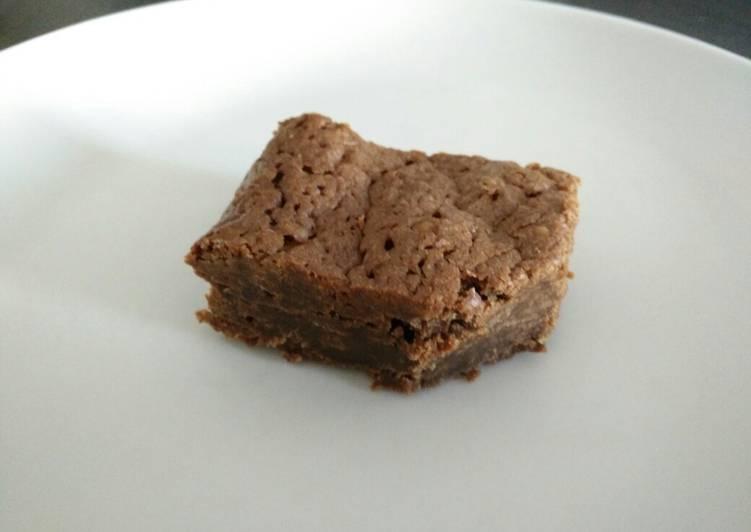 La Délicieuse Recette du Brownies au chocolat au lait