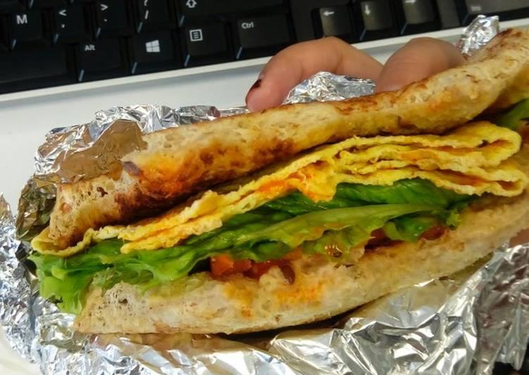 Resep #3. Ide Sarapan Sandwich Anak Kos Bikin Ngiler