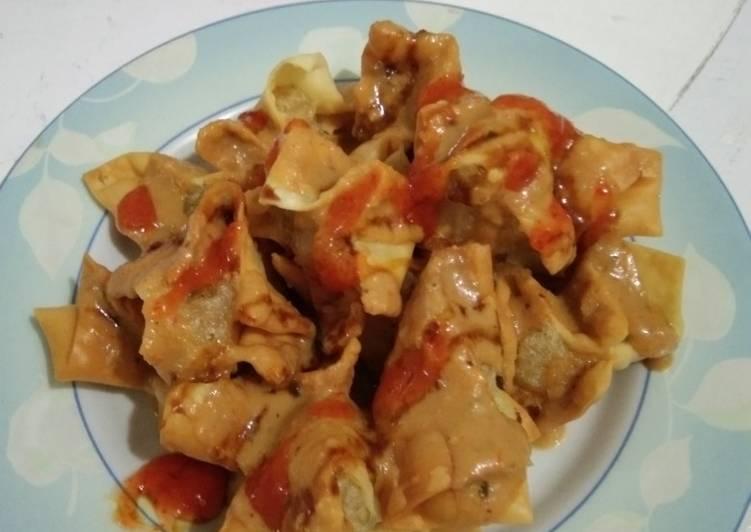 "Cara Membuat Batagor ala ""Dapur Mayang"" yang Lezat"