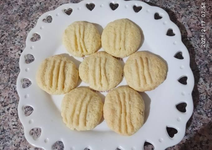 Biscuit à la fourchette