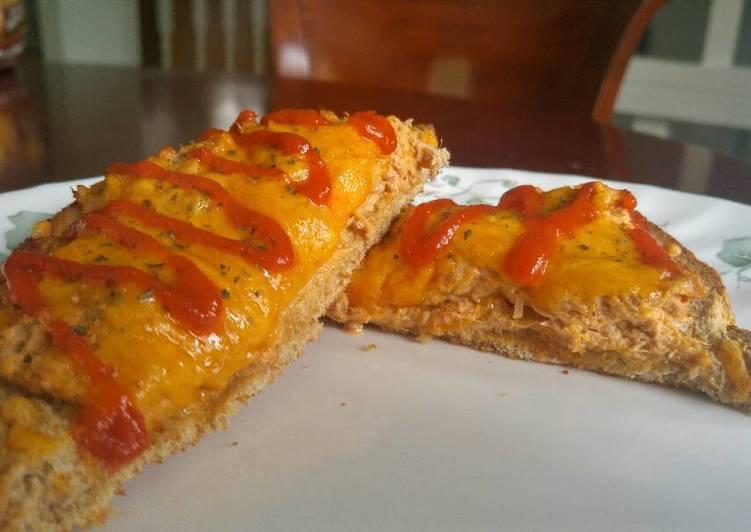 Sriracha Tuna Melt