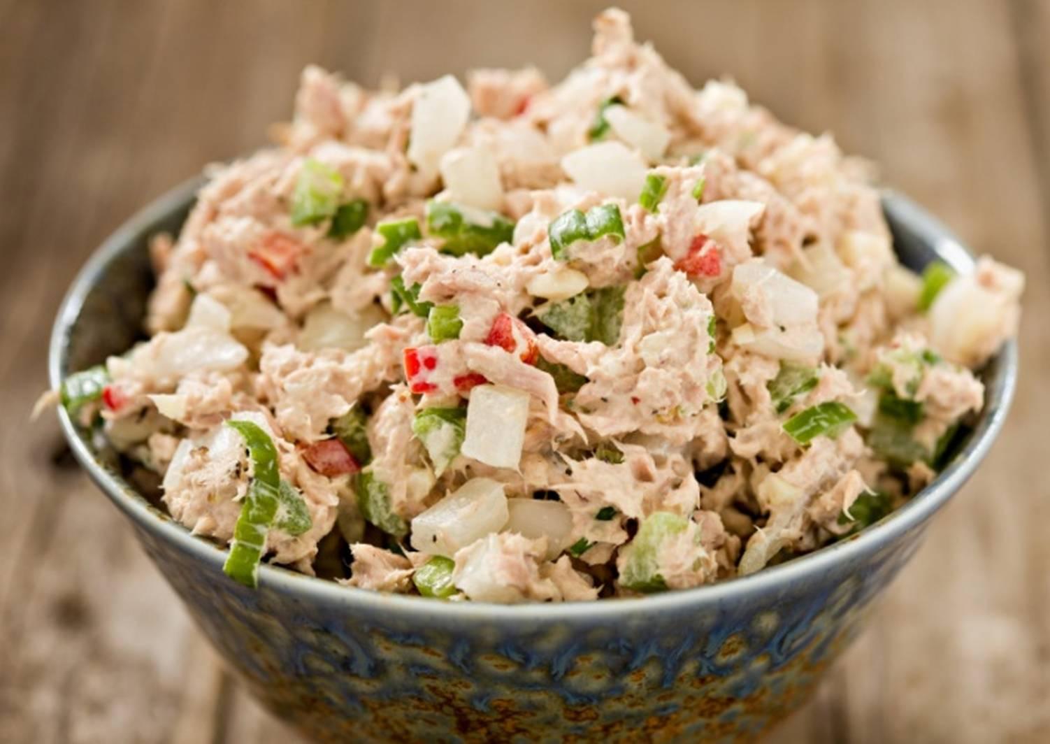 боксы салат из отварной рыбы рецепт с фото девайс достаточно информативный