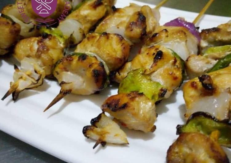 Chicken barbeque