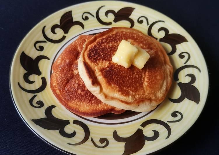 How to Make Homemade Pancake Recipe