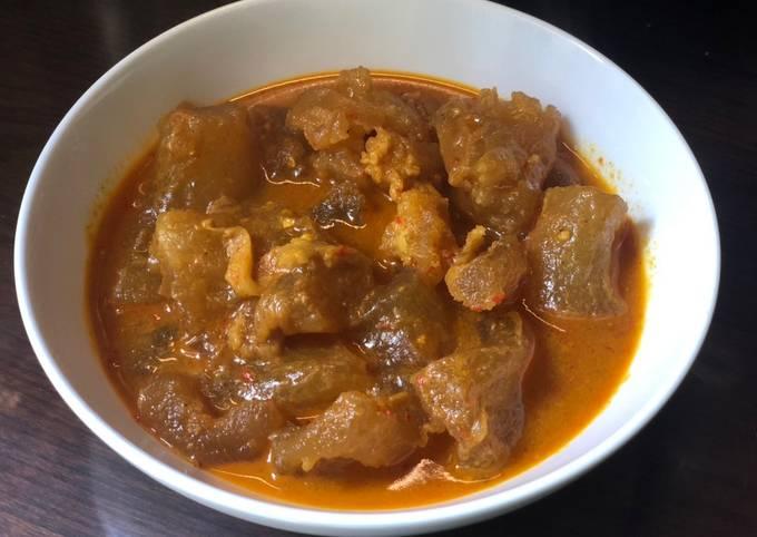 Gulai Kikil Sapi