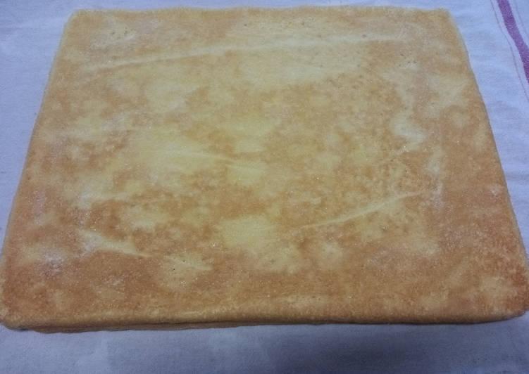 Comment Préparer Des Pâte à génoise