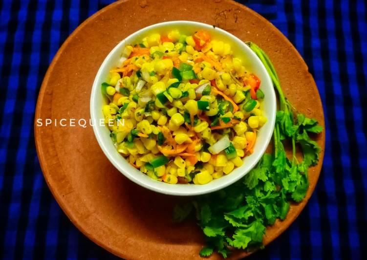 Recipe of Super Quick Homemade Corn Salad
