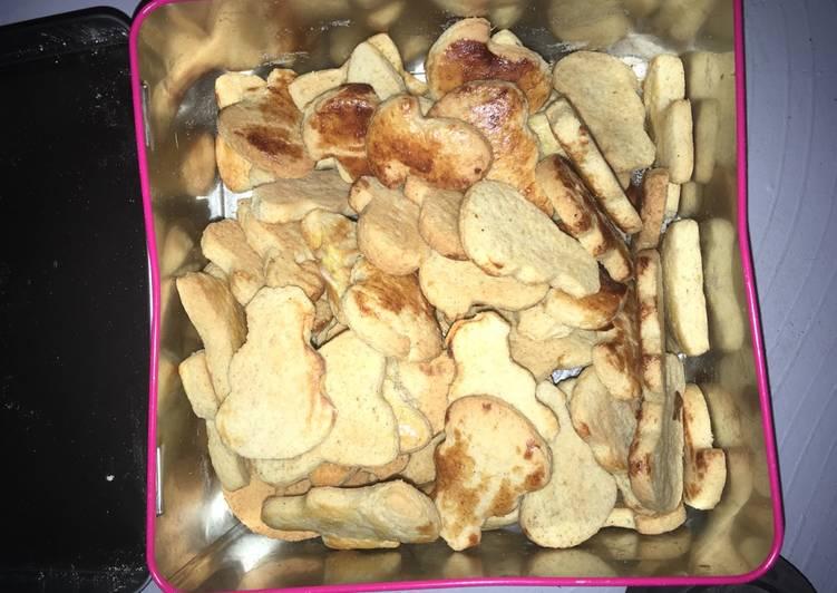 Bredele : biscuits aux épices