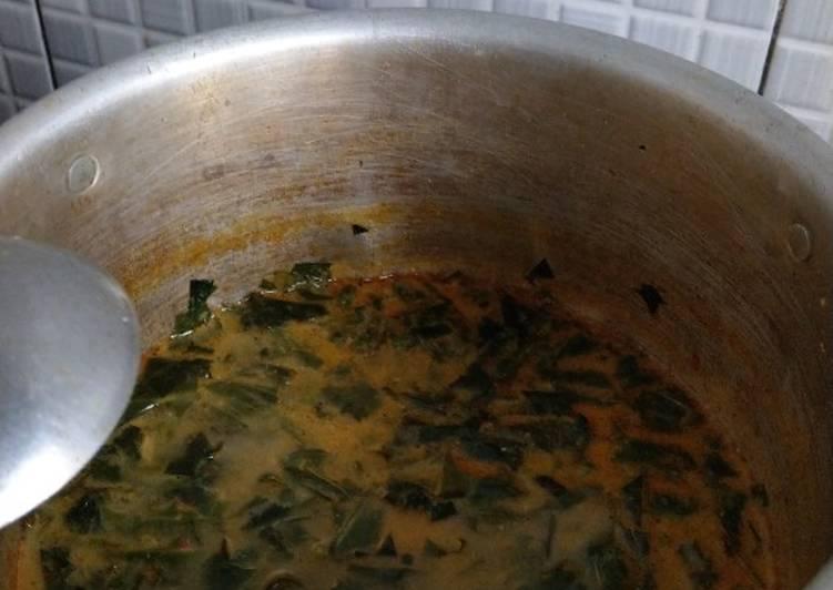 8 Resep: Sayur daun singkong santan Untuk Pemula!