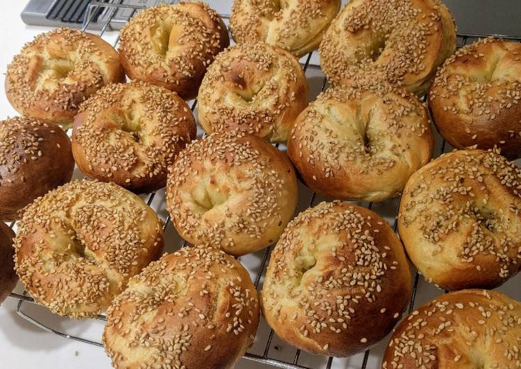 Montreal Bagels (Better then New York's!)