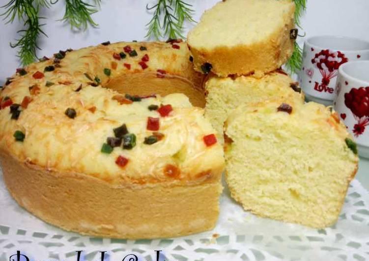 Resep Brudel Cake Khas Manado Oleh Lie Anna Cookpad