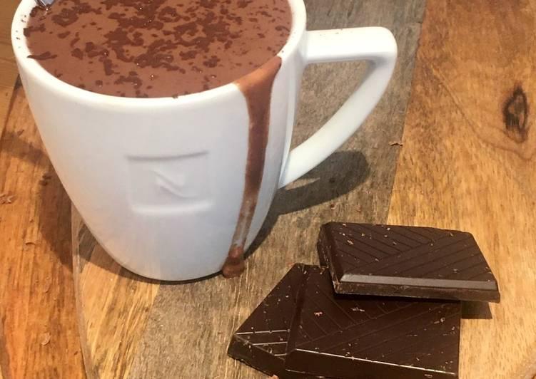 Recipe of Award-winning Cioccolata Calda тЭдя╕П (Italian Hot Chocolate)