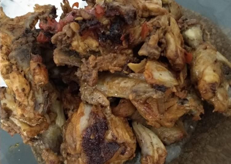 Resep Ayam peri peri sauce ala Nando's Paling dicari