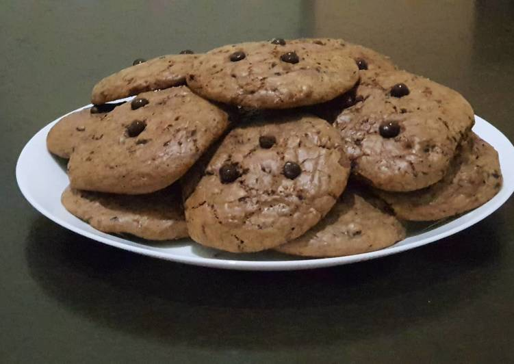 Butterless Chocolate Chips Cookies