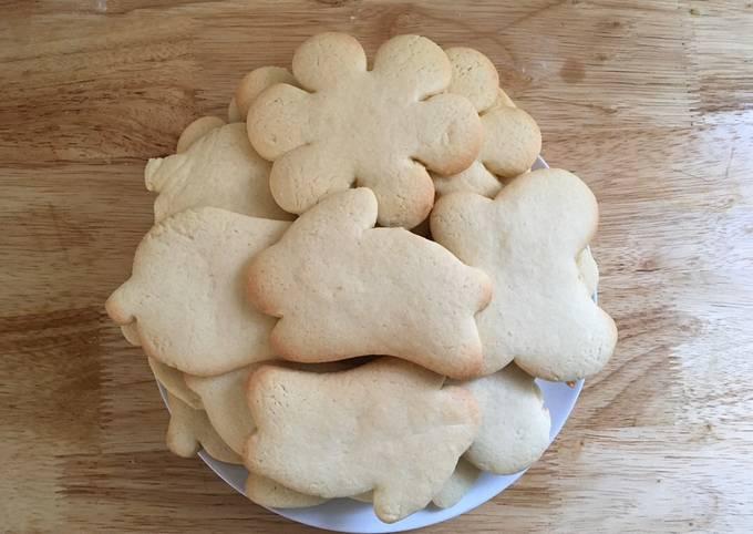 Easiest Way to Make Tasty Simple Sugar Cookies