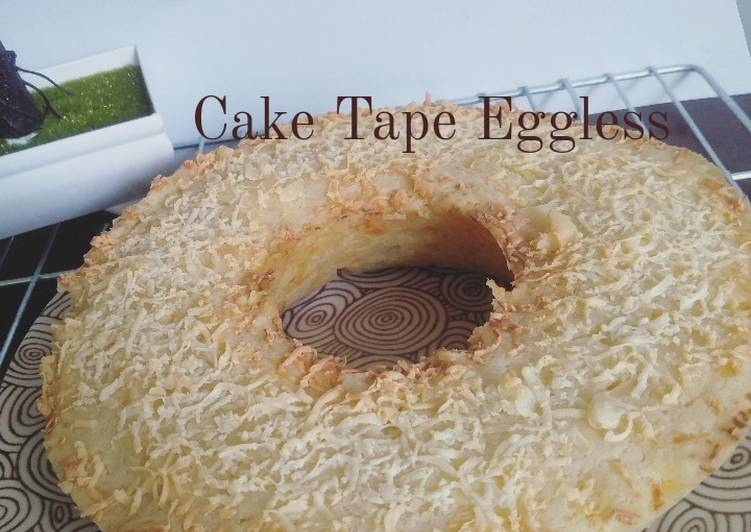 Cake Tape Eggless - cookandrecipe.com