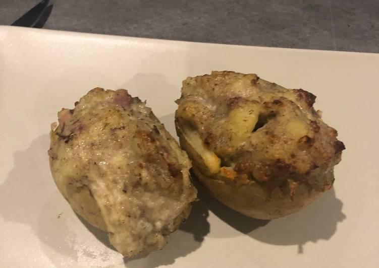 Comment Cuisiner Pommes de terre aux champignons