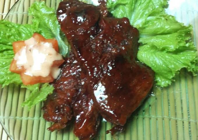 Honey Meet MEAT aka Daging Bakar Madu