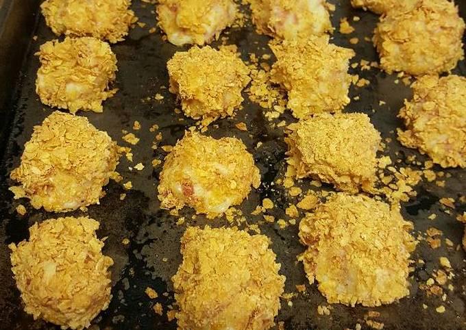Crunchy Potato Bites