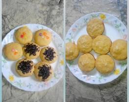 Kue Pukis Sukun 2 Telur Enak Empuk No Mixer(Cetakan Kue Lumpur)
