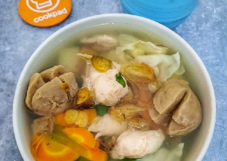 Sop Ayam Klaten