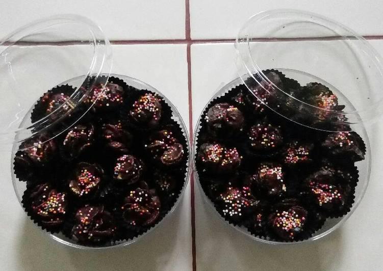 Cornflakes coklat