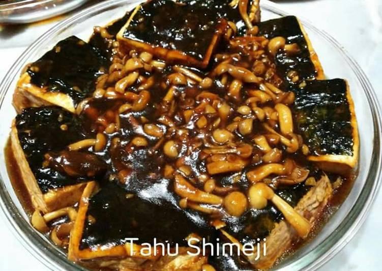 Resep Tahu Shimeji Oleh Pink Kitchen Cookpad