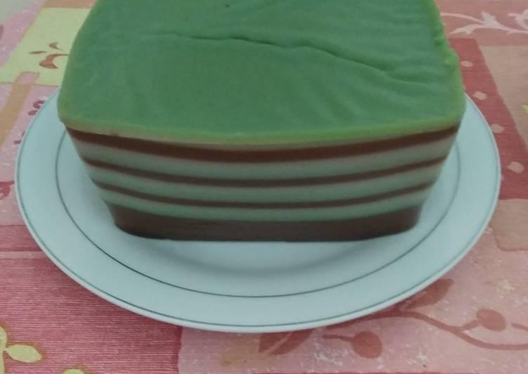 Kue Lapis Ubi Celembu
