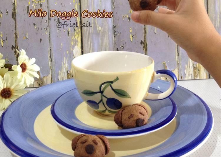 "Milo ""Doggie"" Cookies - cookandrecipe.com"