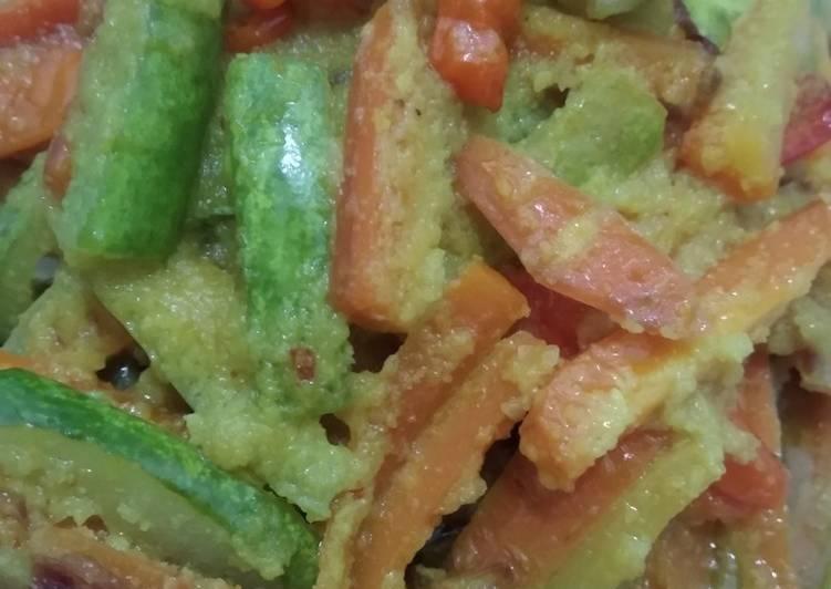 Acar kuning timun&wortel - cookandrecipe.com