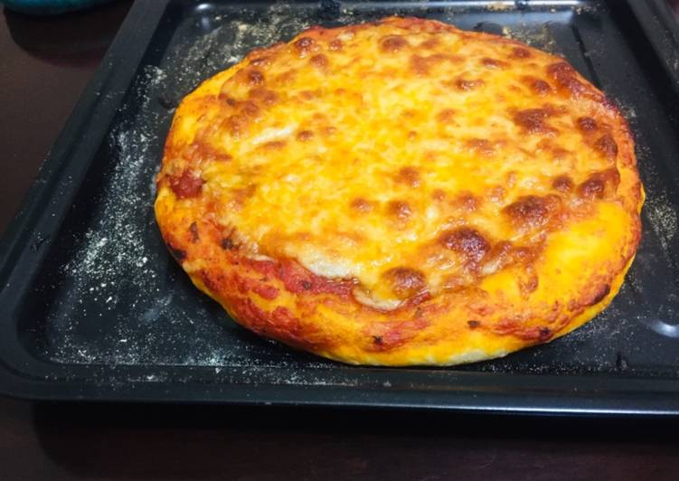 How to Prepare Any-night-of-the-week Wheat Flour cheese Pizza