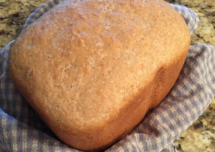 Canadian Rye Bread for Bread Machine