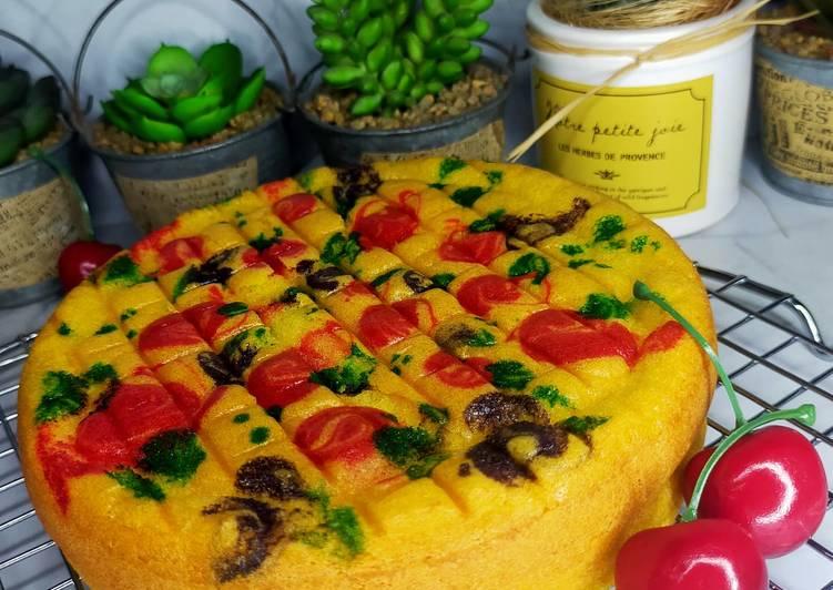 resep membuat Bolu/Cake Jelita Lowcarb/Debm/Keto - Sajian Dapur Bunda