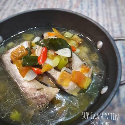 Resep Sup Ikan Patin Kuah Bening Oleh Ryra Endah Cookpad
