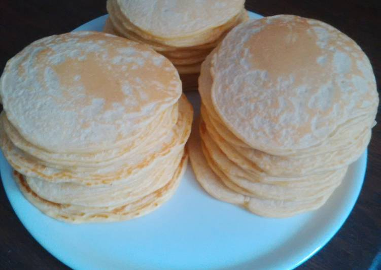 Le moyen le plus simple de Faire Parfait Pancakes