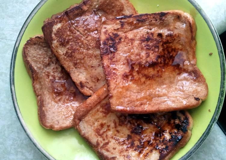 french cinnamon toast