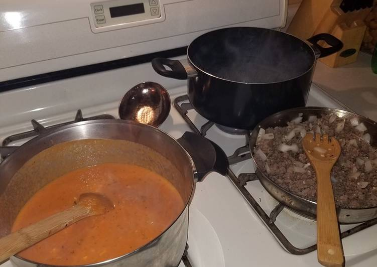 How to Make Perfect Vodka Sauce
