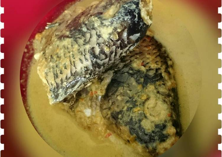 Cara Gampang Menyiapkan Gulai Ikan Nila Tempoyak Anti Gagal