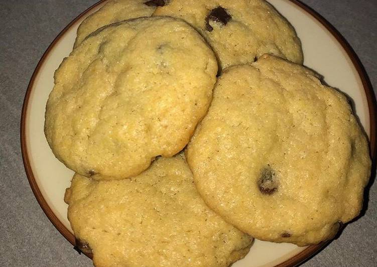Comment faire Préparer Parfait Cookies